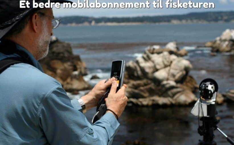 Et bedre mobilabonnement til fisketuren