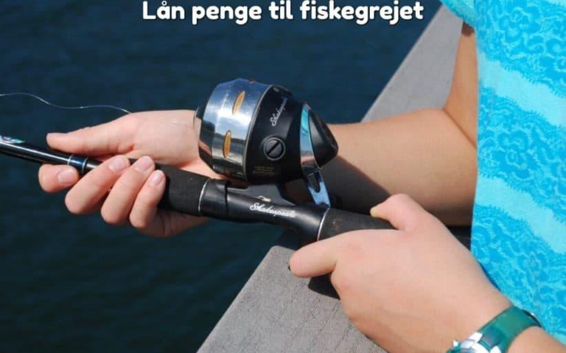 Lån penge til fiskegrejet