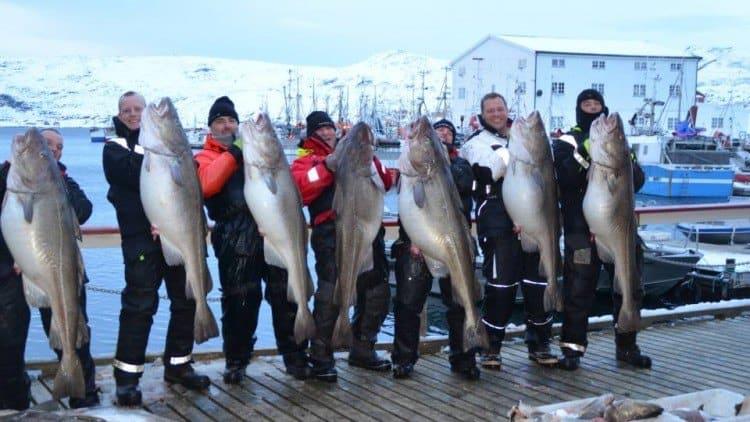 Selvfølgelig fisker danskere også i andre lande - som herover i Norge - men det er hovedsagligt som turister, og så er man mere velkommen og måske mere profitabel for den lokale økonomi?