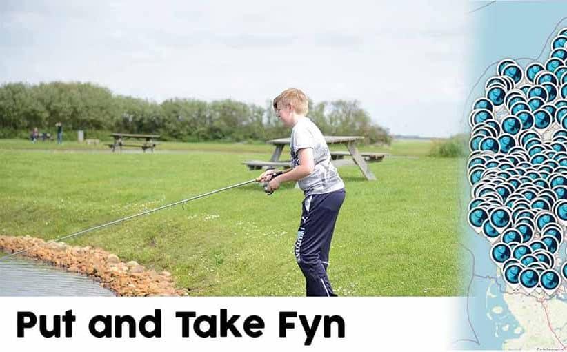 Put and Take fiskesøer - Fyn